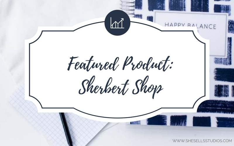 Featured Product: Sherbert Shop Planners