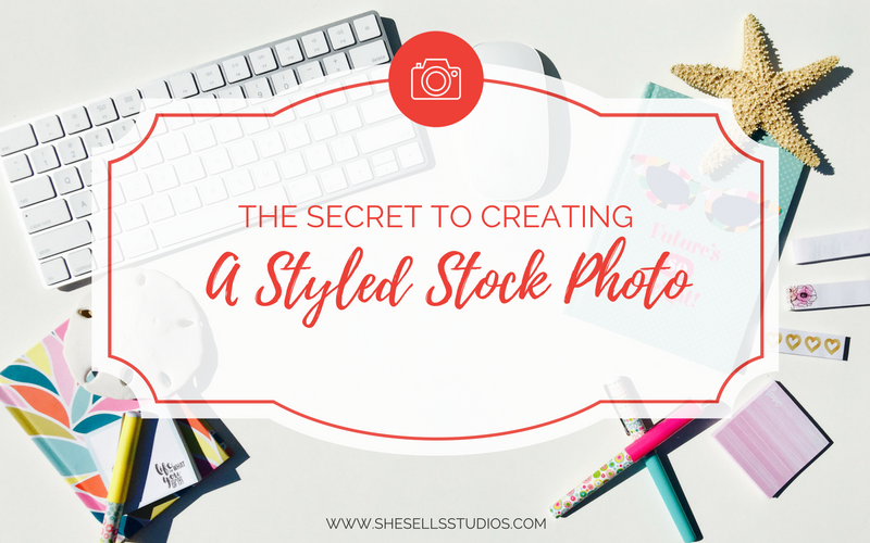 The Secret to Creating a Styled Stock Photo