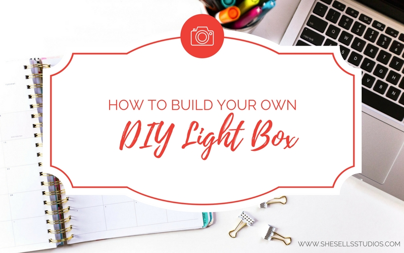 How to Build Your Own DIY Light Box