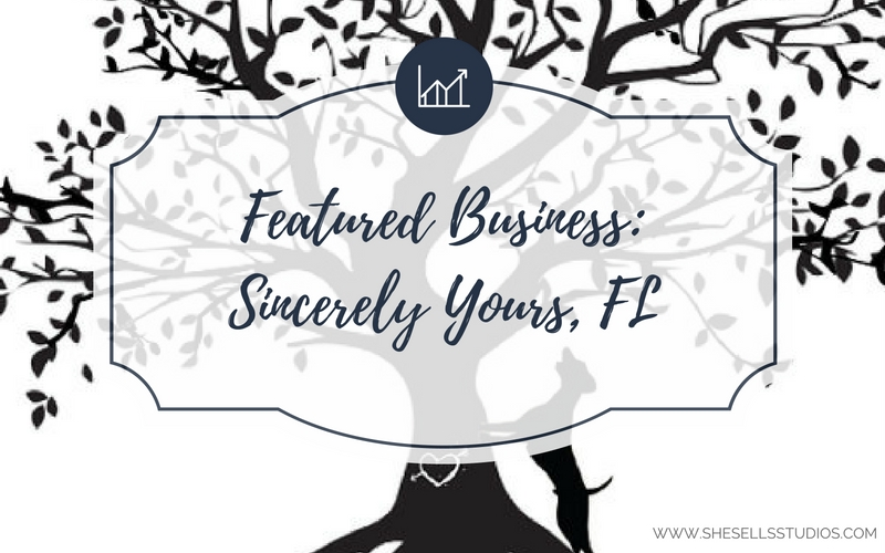 Featured Business: Sincerely Yours FL