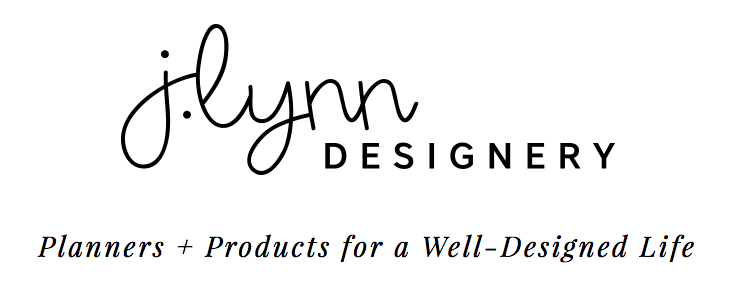 from J.Lynn Designery Logo