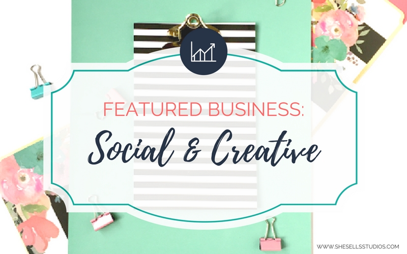 Featured Business: Social & Creative